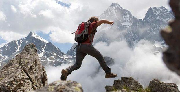 adventure travel hiking
